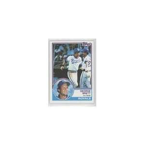 1983 Topps #600   George Brett Sports Collectibles