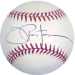 Joe Pepitone Autographed Baseball: Sports & Outdoors