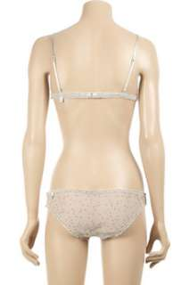 Stella McCartney Star print bra   60% Off Now at THE OUTNET
