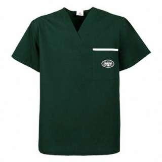 New York Jets Green Scrub Top
