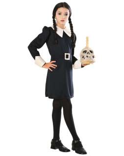 be a part of the Addams Family in this classic Wednesday Addams