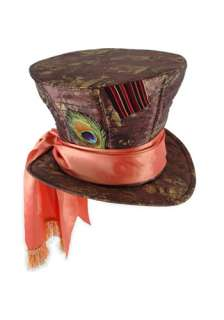 Alice in Wonderland Costumes Alice Accessories Mad Hatter Top Hat