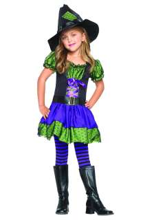 Home Theme Halloween Costumes Classic Costumes Witch Costumes Colorful