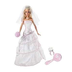Barbie Wedding Day Sparkle Doll