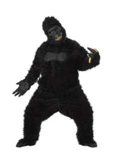 Goin Ape Gorilla  Cheap Animals Halloween Costume for Men