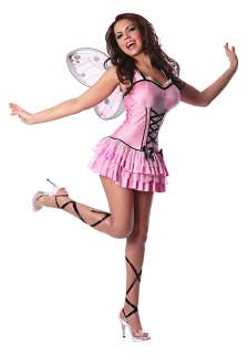 Sexy Pink Butterfly Costume   Adult Butterfly Halloween Costumes