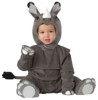Animal Planet Rhinoceros Baby Costume   Baby Costumes