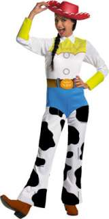 Adult Jessie Costume   Toy Story Costumes