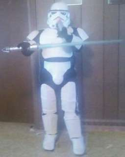 Stars Wars Storm Trooper Special Edition Child Costume, 32184