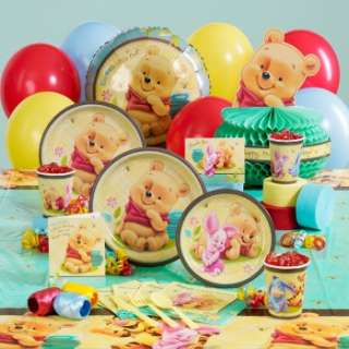 Baby Pooh and Friends Baby Shower Deluxe Party Kit Ratings & Reviews