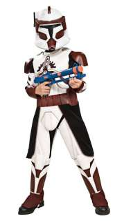 Star Wars Commander Fox   Boys Costumes