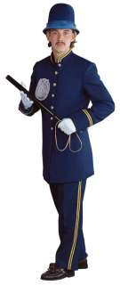Keystone Cop Costume Adult