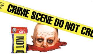 Crime Scene Tape,Do Not Cross. Turn your party or Haunted House into a