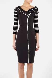 Sportmax  Temide Contrast Stripe Dress by Sportmax