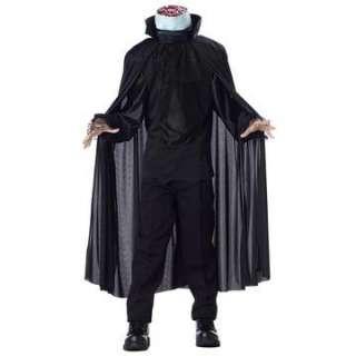 Headless Horseman Child Costume   Includes: Shirt/Vest/Ascot/Cape