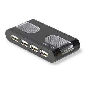 Belkin 7 Port High Speed Usb 2.0 Lighted Hub 4 Pin Usb 2.0 Usb