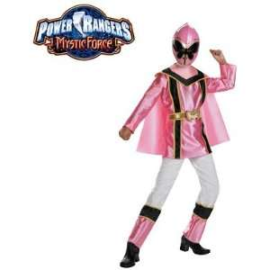 Deluxe Pink Power Rangers Mystic Force Child Costume Toys & Games