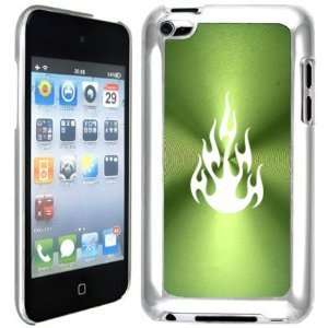 Apple iPod Touch 4 4G 4th Generation Green B319 hard back case