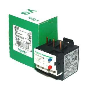 Schneider Electric IEC Overload Relay   LRD08 Electronics