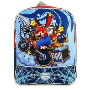 Super Mario Brothers 11 Toddler Backpack Sluggers Baby