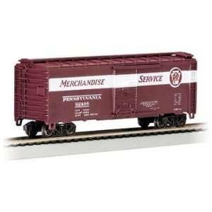 BACHMANN HO TRAINS 40 PS1 BOXCAR PENNSYLVANIA RAILROAD