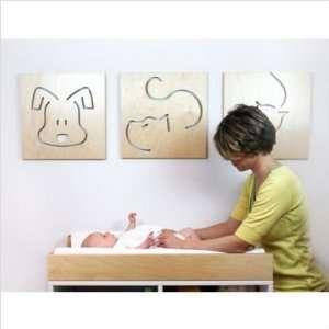 Spot on Square WA07006 Animal Series Wall Art Kitchen