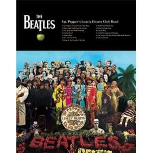 Pyramid America PPLA70064F Beatles   Sgt Peppers Poster Toys & Games