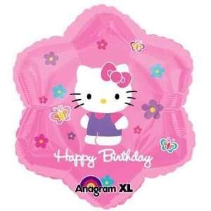 Birthday Balloons 18 Hello Kitty Flower Butterfly Toys