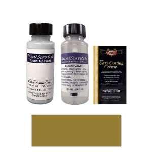Oz. Byzantine Gold Metallic Paint Bottle Kit for 1972 Mercedes Benz
