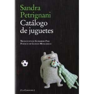 Catalogo de juguetes / Catalog of toys (Spanish Edition