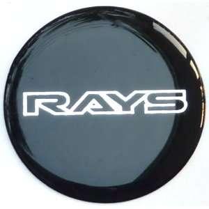 Cm Resin Sticker Decals Center Wheel Caps Cover Hub Rim Automotive