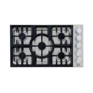 Flow Burners, Continuous Grates and Stainless Steel Design Appliances