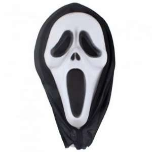 Ghost Scream Face Mask Costume Party Dress Halloween Toys