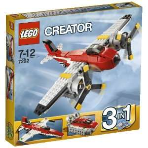 LEGO?? Creator Propeller Adventures   7292 Toys & Games