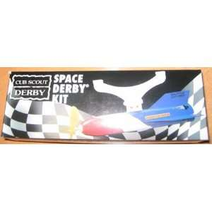 Cub Scouts Space Derby Kit   Shuttle Explorer **NEWEST KITS FOR THIS