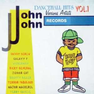 John John Dancehall, Vol. 1 [Vinyl] Various Artists Music
