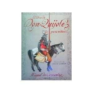 El Libro de Don Quijote para Ninos: Haroldo Maglia, Jesus