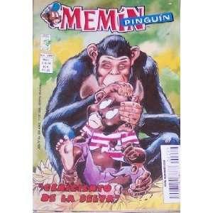 Memin Pinguin Comic Book in Spanish, No. 209 Ceniciento De La Selva