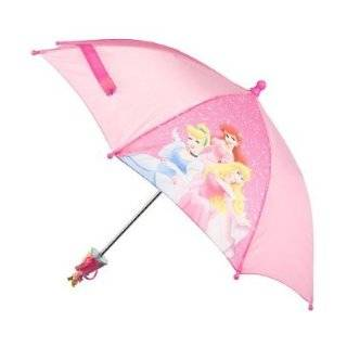 Disney Fairies Tinkerbell Floral Tink Kids Umbrella: Clothing