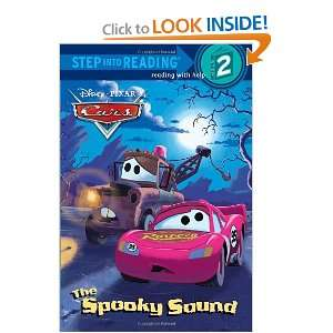 The Spooky Sound (Disney/Pixar Cars) (Step into Reading, Step 2