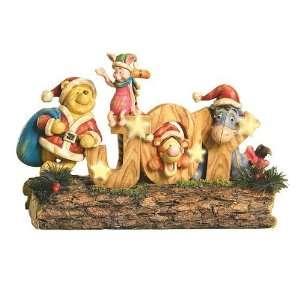 Disneys Winnie the Pooh & Friends JOY Lighted Woodland Figurine