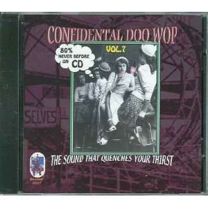 Confidential Doo Wop, Vol. 7 Various Doo Wop Artists Music