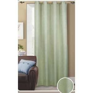 Neptune Sage Grommet Window Curtain Panel 58x90 Home