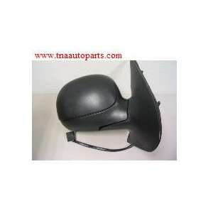 97 02 FORD EXPEDITION SIDE MIRROR, LEFT SIDE (DRIVER), POWER with
