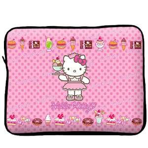 hello kitty d1 Zip Sleeve Bag Soft Case Cover Ipad case