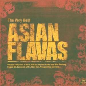 The Very Best Asian Flavas Various Artists Music