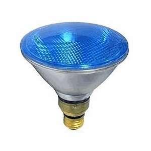 PAR38 Colored Halogen Flood Light Bulbs