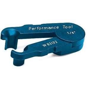 Performance Tool W83132 1/4 Fuel Line Tool Automotive