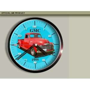 1955 GMC Pickup Truck Wall Clock B005