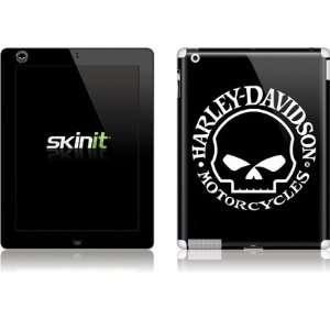 Skinit Harley Davidson Skull Vinyl Skin for Apple New iPad